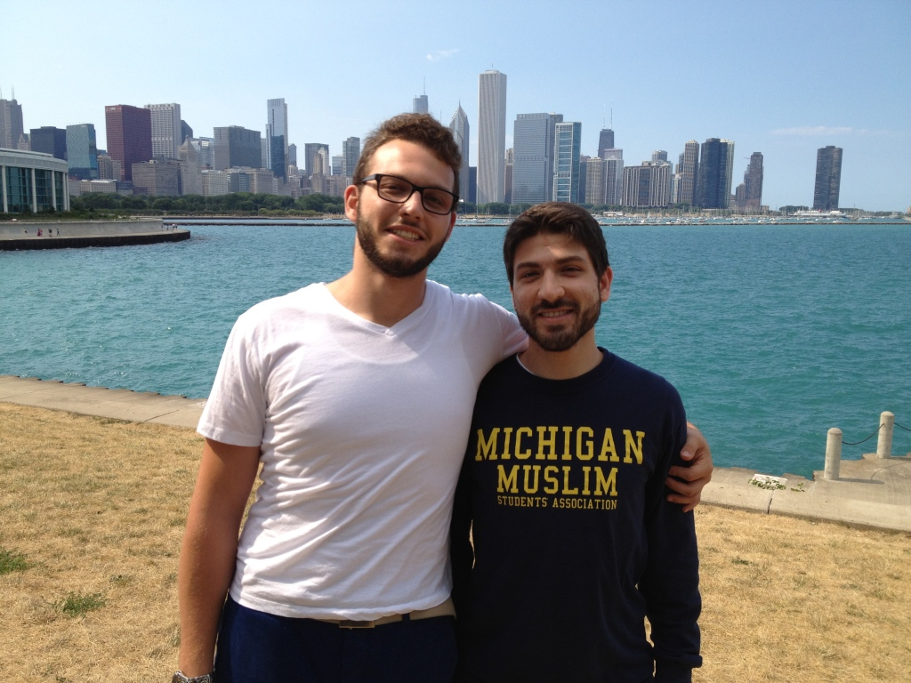 Michigan Muslims Around the World