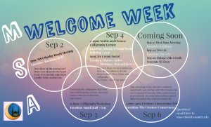 Welcome Week Fall 2014